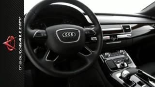 2015 Audi A8 L Los Angeles Woodland Hills, CA #NAF005134