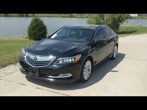 Entry-Level Luxury | Acura RLX Review