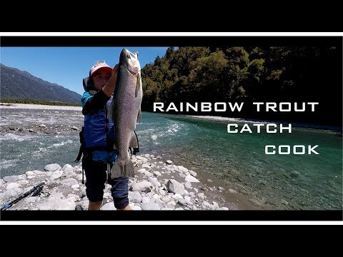 Josh James Adventure Vlog 96 Trout Catch and Cook teaser video