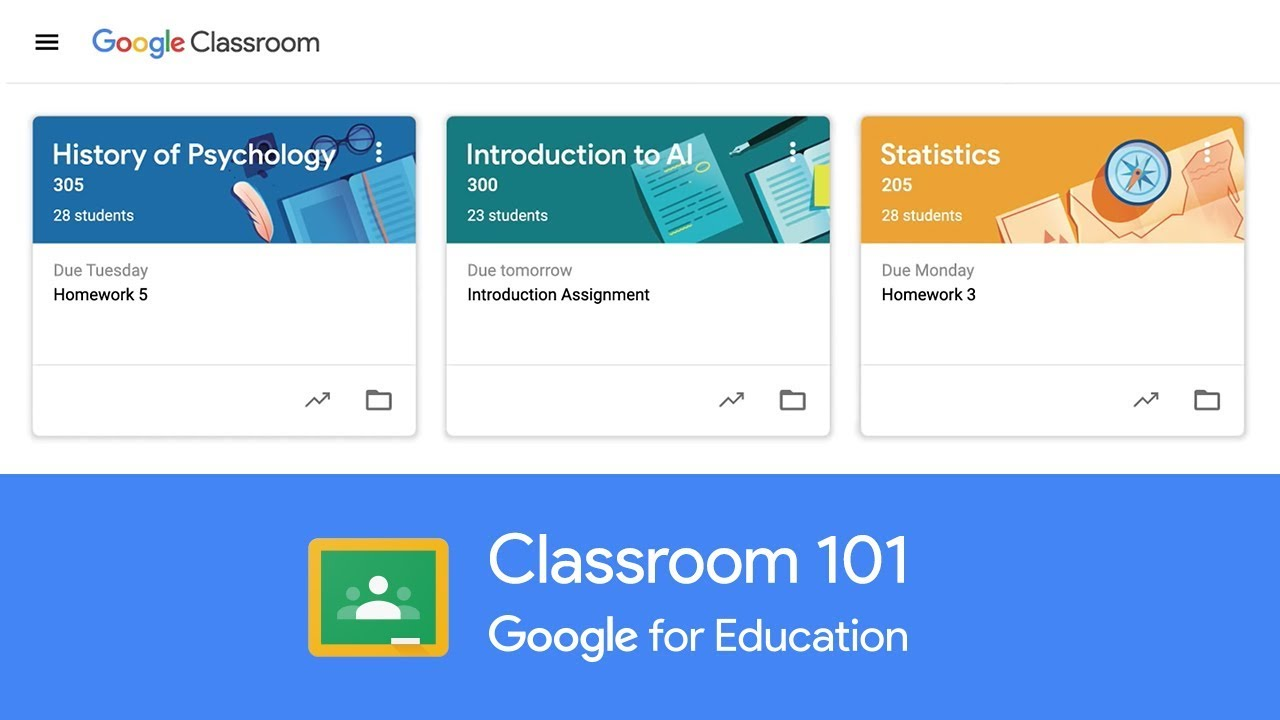 Con Classroom, administra la enseñanza y el aprendizaje | Google for  Education