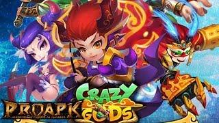 Crazy Gods EN Android Gameplay