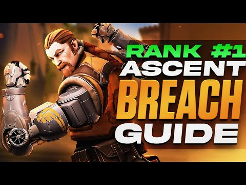 The COMPLETE Breach Ascent Guide - RANK 1 NA Breach