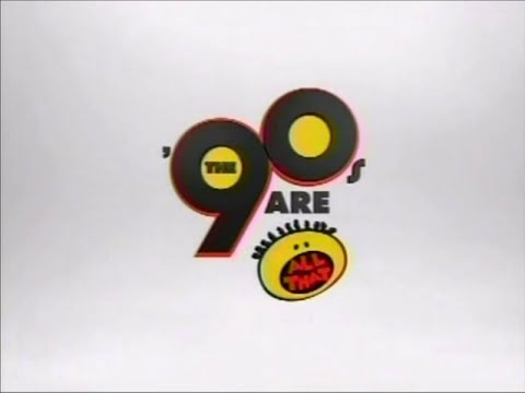"""July 25, 2011 TeenNick """"The '90s Are All That"""" commercials, promos & credit sequences"""
