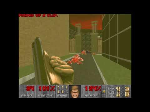 Doom | Relentless Evil | Level 20: Hell Street (Not Too Rough + Commentary)