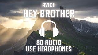 Download Avicii - Hey Brother (8D AUDIO) 🎧