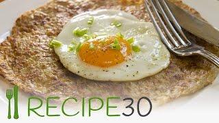 Hash Brown Potato Easy Recipe - Recipe30