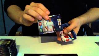 ENGLISH: Coolcard boxbreak Panini Adrenalyn XL Champions League 2013-14 Nordic Edition