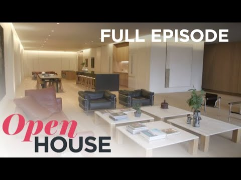 Full Show: One of a Kind Homes in NYC and LA | Open House TV