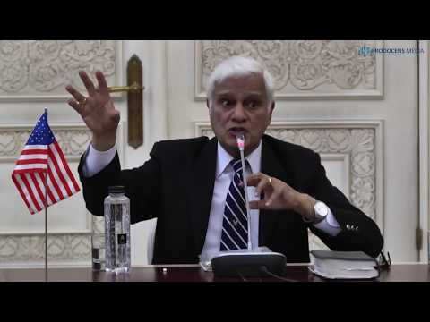 Second part-Dr.Ravi Zacharias -VALUES IN CONTEMPORARY SOCIETY -Parliament of Romania - (English)