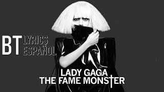 Lady Gaga - Summer Boy (Lyrics + Español) Audio Official