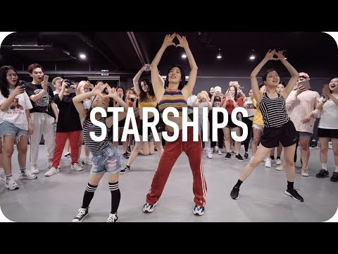 Starships - Nicki Minaj / Beginner's Class
