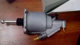Підсилювач ПГУ зчеплення DAF XF105 1792765 (без індикатора зносу) 1000133152