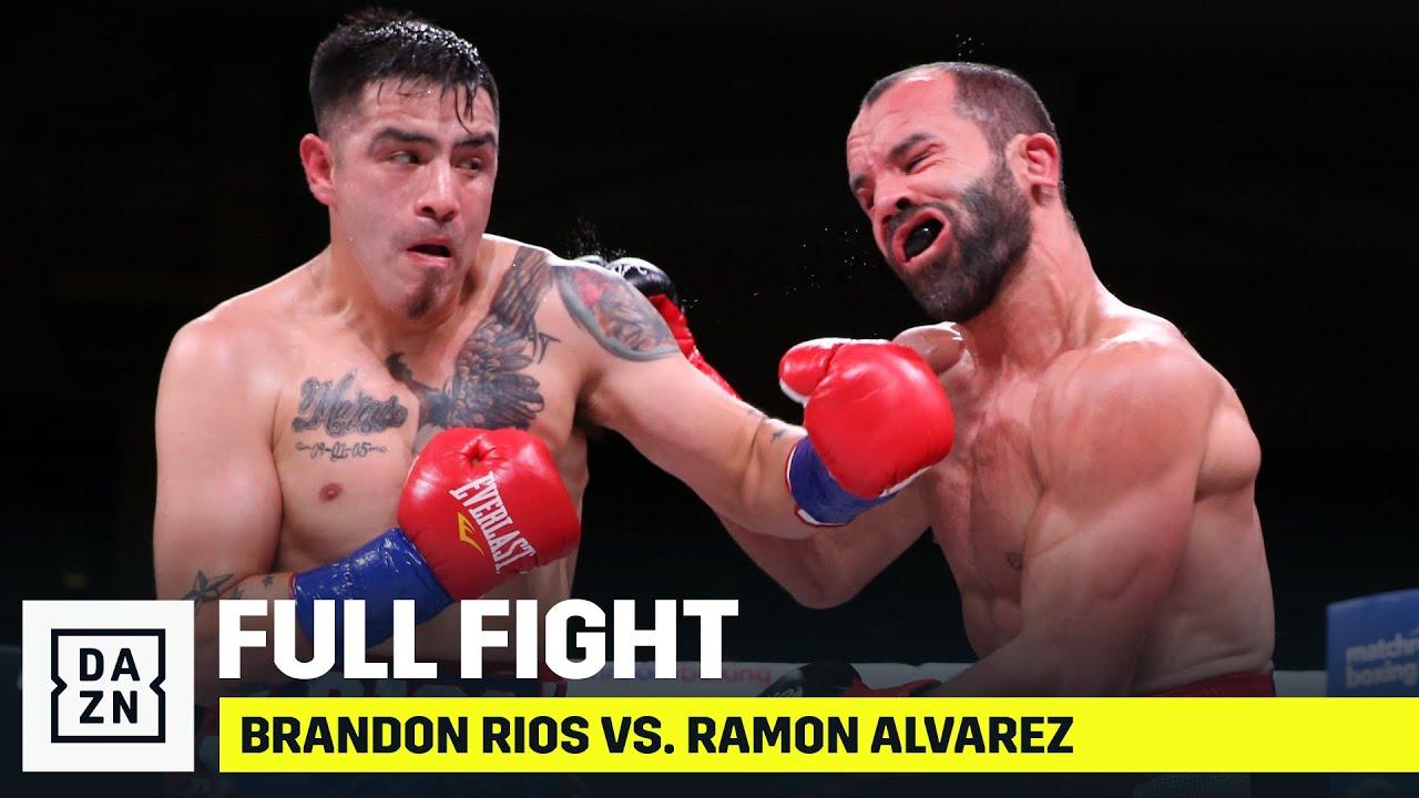 FULL FIGHT | Brandon Rios vs. Ramon Alvarez