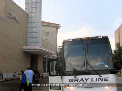 Montgomery Greyhound Bus Station - Freedom Rides Museum