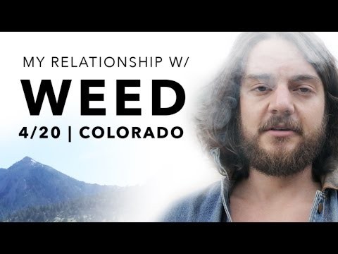 Vanlife: My relationship with weed. (Boulder Colorado)