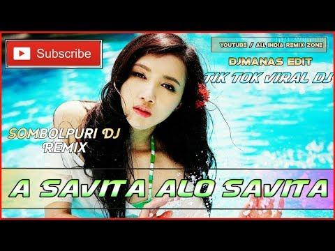 New Tik Tok Viral Dj - A Savita Ago Savita - DJ MIHIR SANTARI