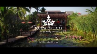 MANDA DE LAOS Dining Scene