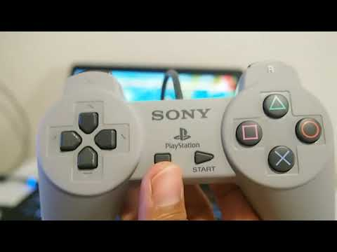 Trying PlayStation Classic Controller on a PC (and other controllers