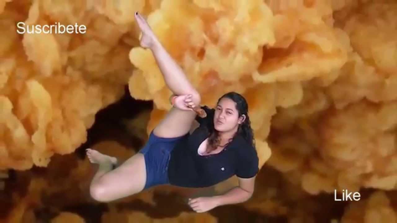 A las chicas de verdad les gusta el pollo frito? Video