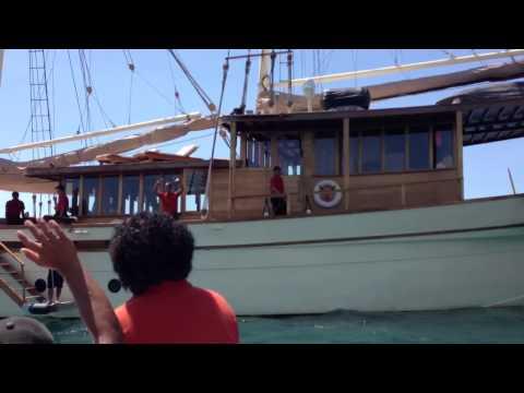 Si Datu Bua Luxury Sail Boat