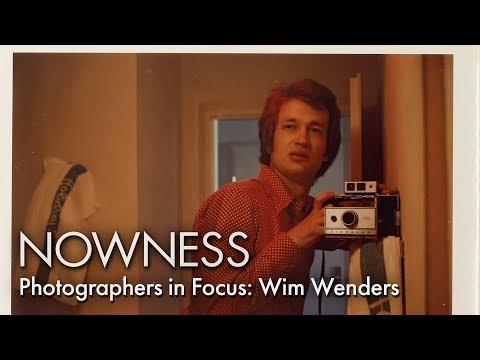 Photographers in Focus: Wim Wenders