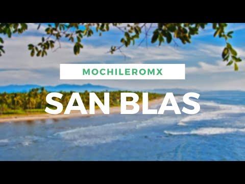 Puerto de San Blas, Nayarit | Riviera Nayarit, La Tovara, Cocodrilario, Piedra Blanca | MOCHILEROMX