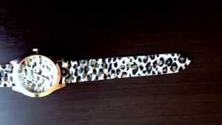 Женские часы Geneva leopard(Представляем Вам совершенно новый хит от создателей бестселлера 2013 года среди женских часов - часы