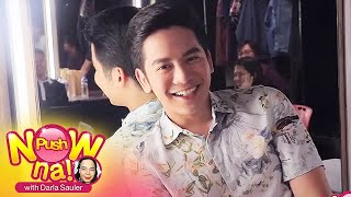 Push Now Na: Joshua Garcia shows the random things he brings in his bag