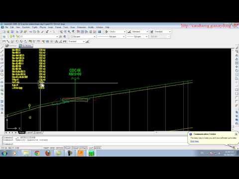 Hướng dẫn tính diện tích và lập bảng khối lượng