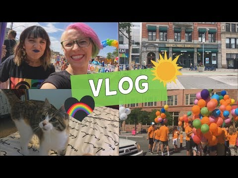 I Was in the SLC Pride Parade! | Emojiathon Week 1