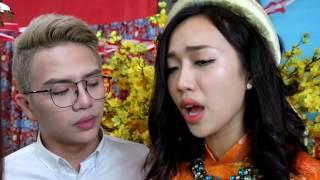 Diêu Nhi_Hướng dẫn Diễm My và Duy Khánh hát Giấc Mơ Không Nhoà(Anh Tú thể hiện)1cách rất bất chắp