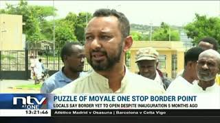 Kenya, Ethiopia border post yet to open 5 months after inauguration