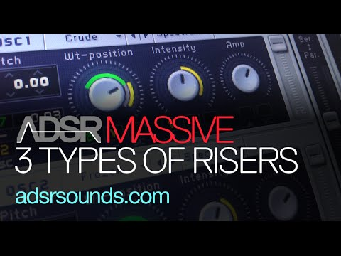 NI Massive - 3 Types of Risers
