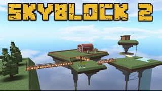 BEING TROLLED ON SKYBLOCK 2? Roblox Skyblock 2