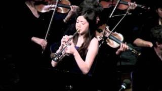 Natalie Dungey Leopold Mozart Concerto for Trumpet Live at the Festival Amadeus