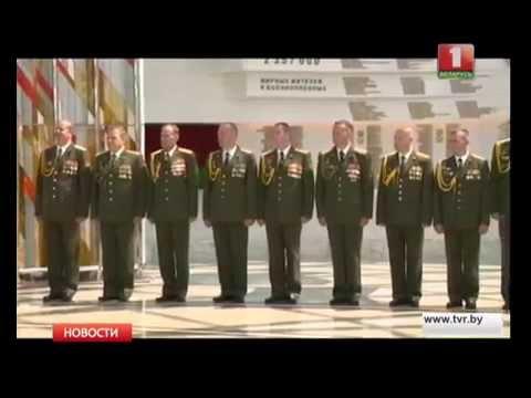 Лучшие офицеры награждены медалями