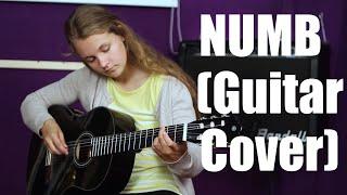 Numb - Linkin Park (acoustic guitar cover)
