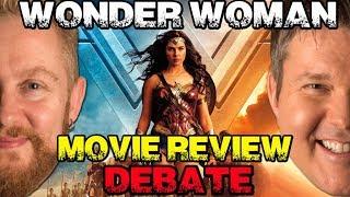 WONDER WOMAN Movie Review - Film Fury