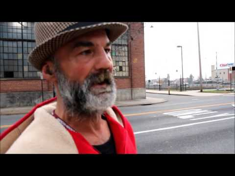 Trenton homeless man tells his experience