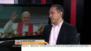 Jack Valero on Pope Francis' trip to Turkey