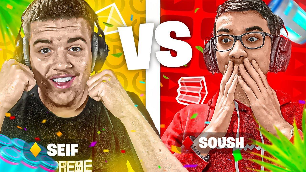 Download SEIF VS SOUSH ! Qui sera le meilleur ?