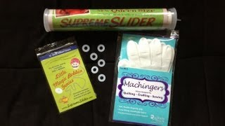 Learn About The Queen Supreme Quilting Kit
