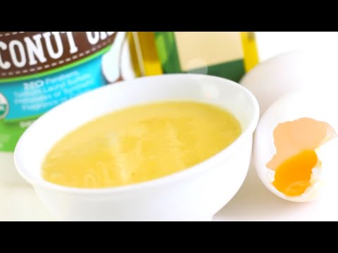 The Ultimate DIY Hair Mask | For Damaged Hair, Hair Growth and Shine