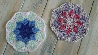(crochet) How To - Crochet a Hypercube - Yarn Scrap Friday