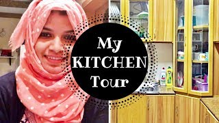 My Kitchen Tour / Rented Apartment