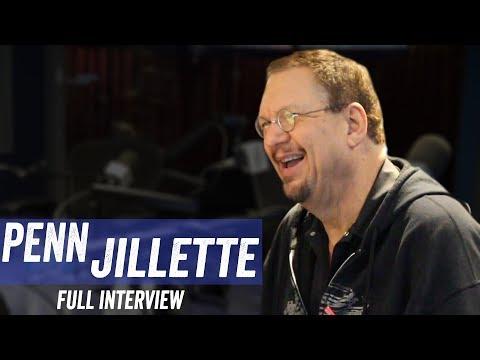 Penn Jillette - Graduating High School, Technology, Donald Trump - Jim Norton & Sam Roberts