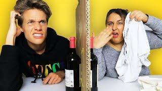 Wer LÜGT besser ?! 😱 (Luca vs. Sandra)