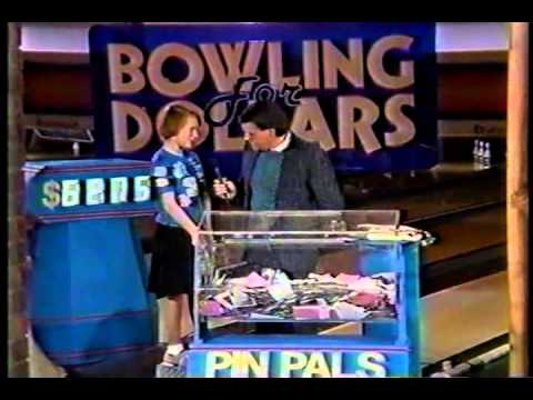 BOWLING FOR DOLLARS 1990-1991. CKCO TV