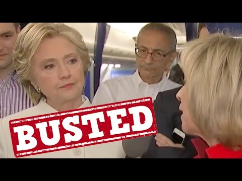 Hillary Gets Scripted Question from MSNBC During Press Conference After Debate