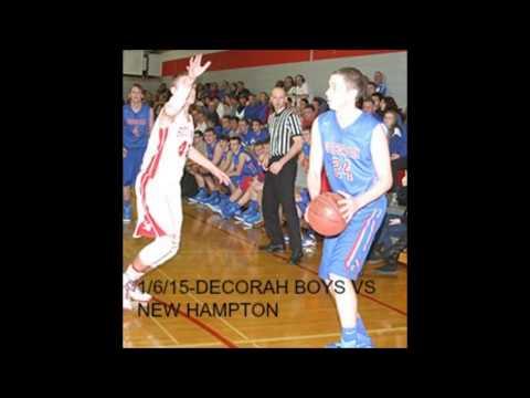 1-6 DECORAH BOYS VS NEW HAMPTON